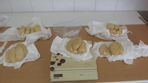 Rekordmangder av kokain i goteborg
