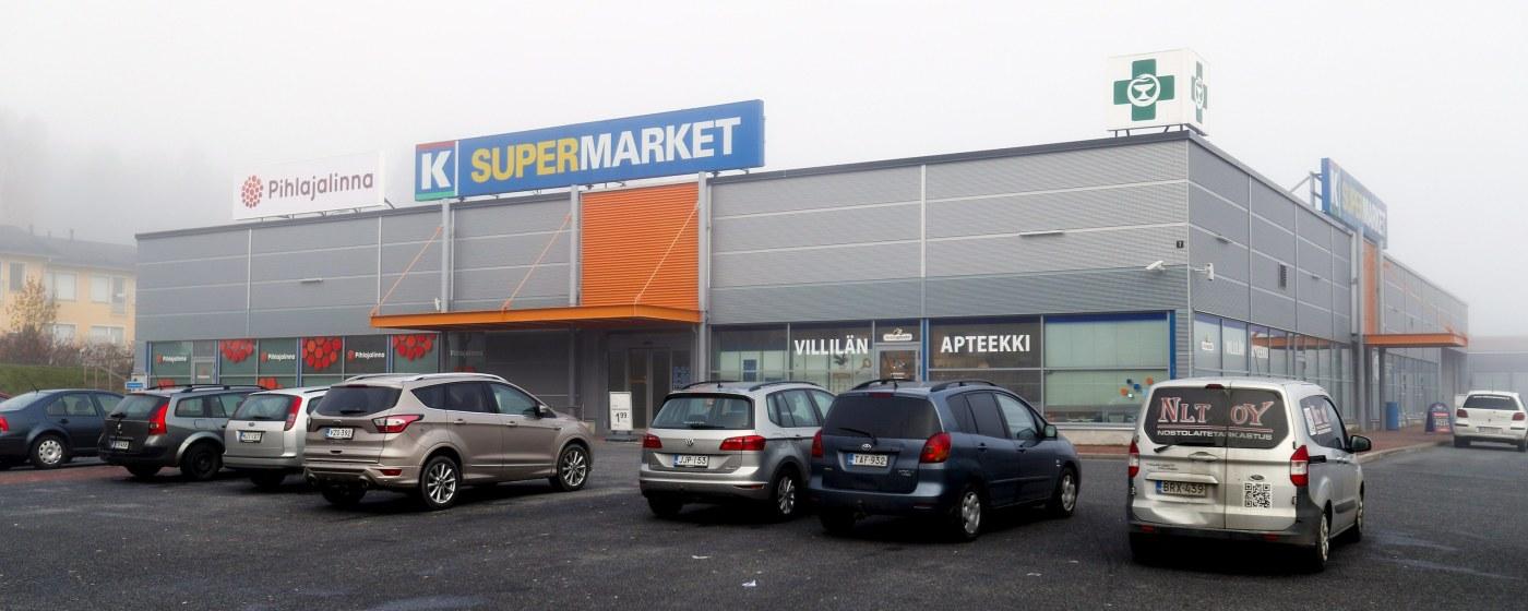 Villilä K Supermarket