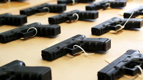 Vapenlagarna skarptes efter en massaker