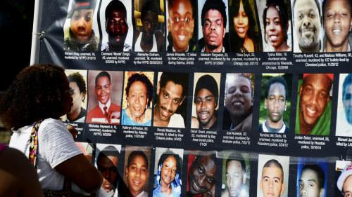 Tre Ar Efter Upploppen I Ferguson Ras Och Farg Fortsatt En Del