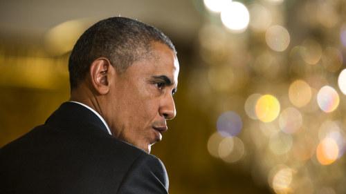 Jordskredsseger for obama i sverige