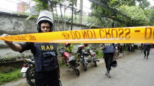 Gisslandramat i filippinerna over