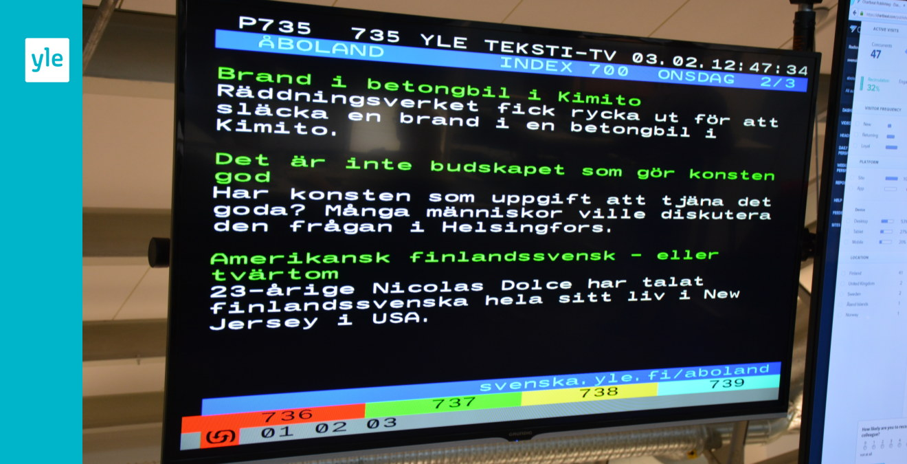 Yle Text Tv