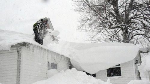 New york forbereder sig for vinterstormen