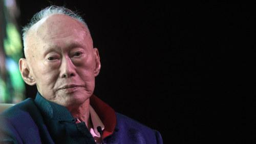 Singapore grundare dod