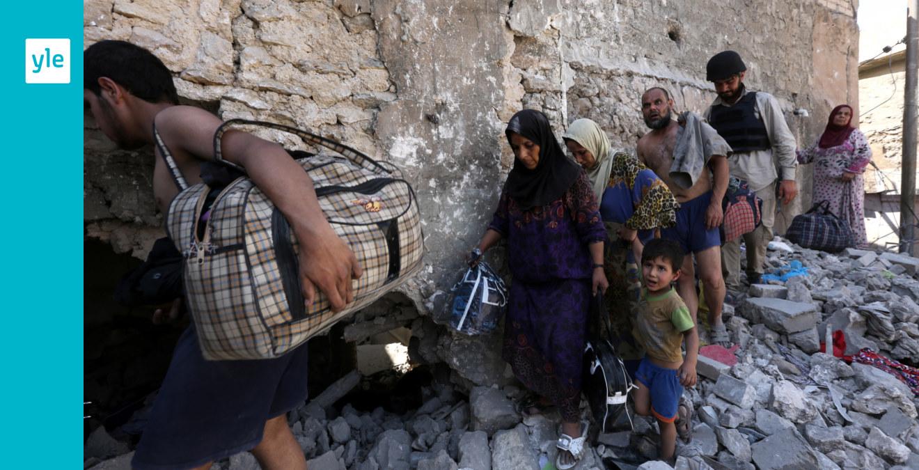 Sverige redo ta emot irakflyktingar