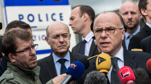 Tunisien kallar in reservister