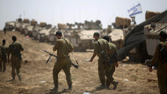 Israelisk soldat uppges vara tillfangatagen