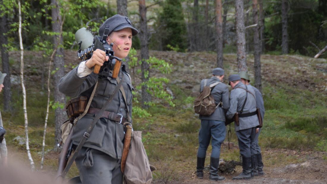 Okänd Soldat Harparskog