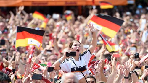 Tyskland starkast i em genrepet