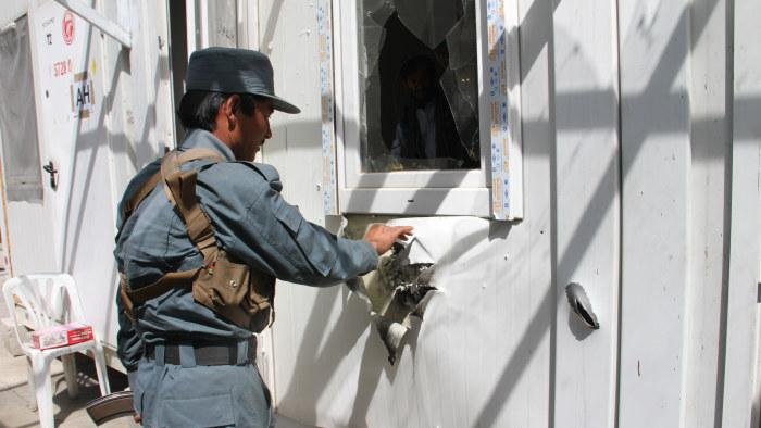 Dodsdomar for afghansk lynchning