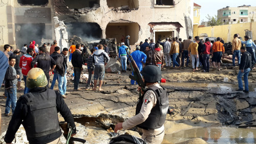 Minst 15 doda efter strider i egypten