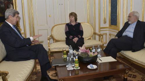 Iran avbryter samtal 1