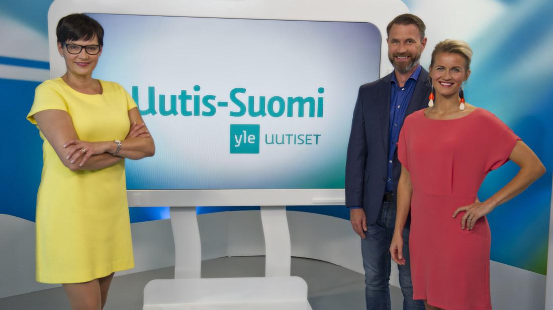 Yle Urheilu Juontajat