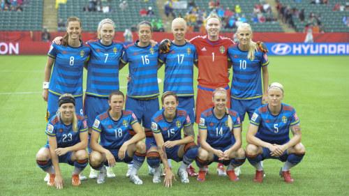 Sverige möter Tyskland på lördagskvällen. 25fbc6118af23
