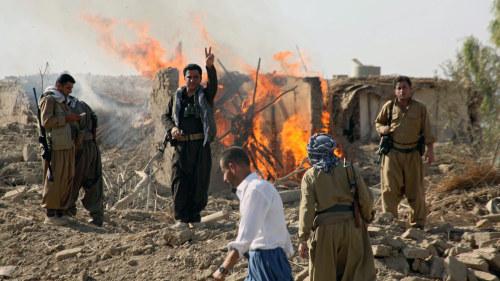 Lugnare i irakiska kurdistan