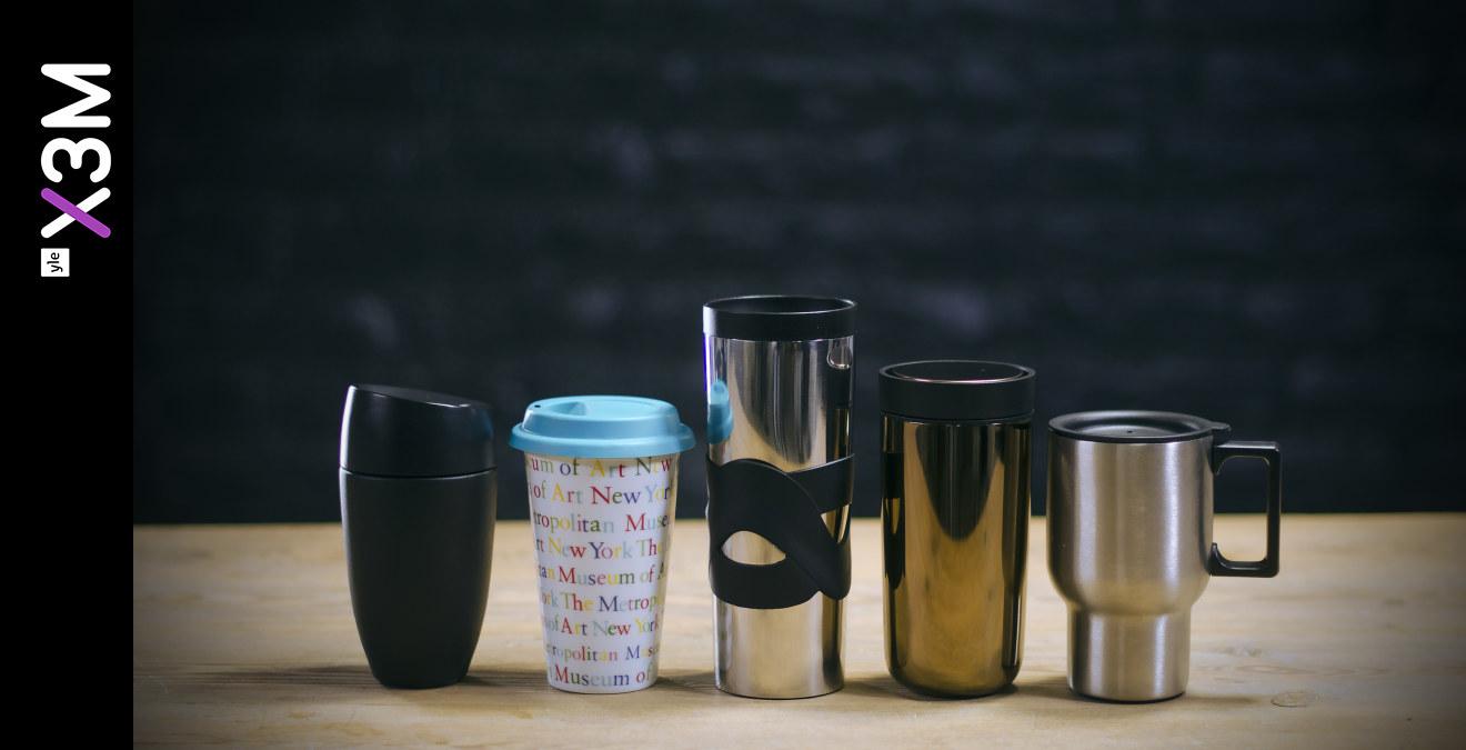 Fantastisk Vilken termosmugg är värd ditt kaffe? | X3M | svenska.yle.fi XQ-04