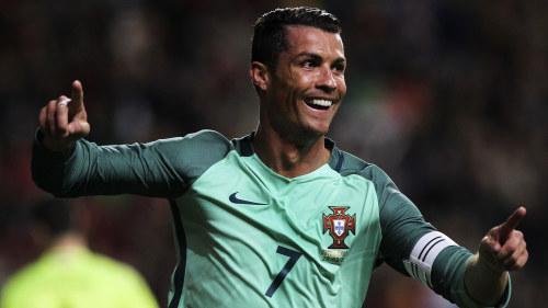 Ronaldo blev arets spelare
