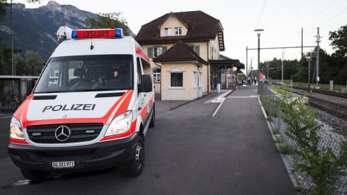 Flera skadade i attack i schweiz