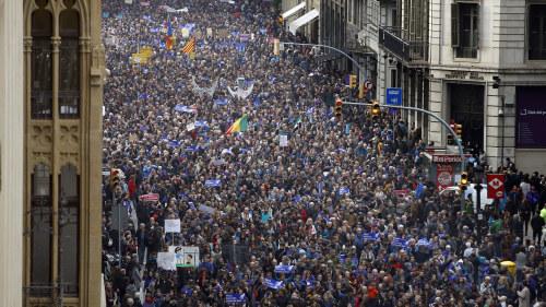 Dodsoffer efter massprotest