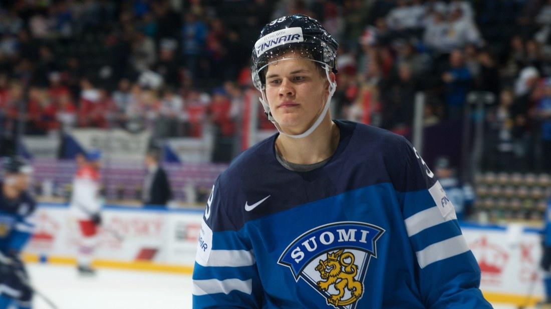 Jesse Puljujärvi Palkka