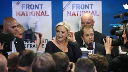 Frankrike socialister i maktkamp