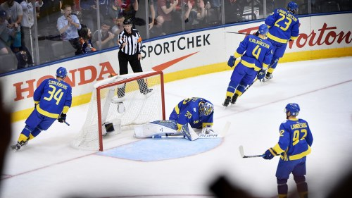 Tung kvall for lundqvist