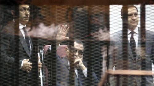 Oppositionen overklagar i egypten