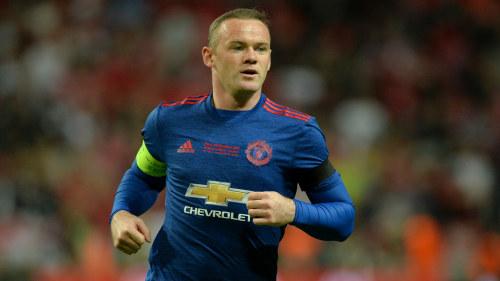 Rooney kan missa matcher