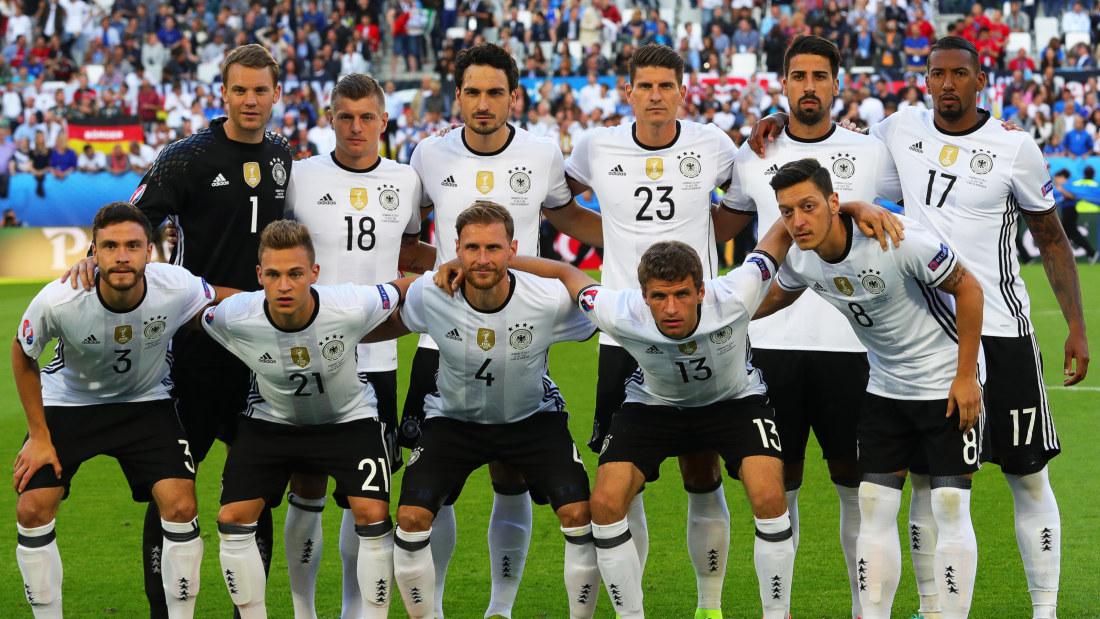 Tysk seger tog tyskland och ghana vidare