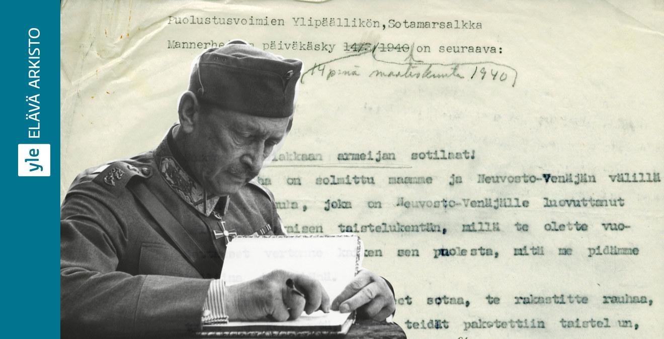 Mannerheimin Päiväkäsky