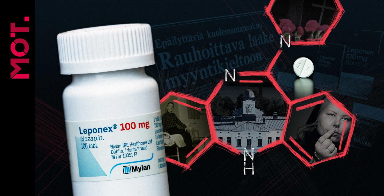 Leponex Haittavaikutukset