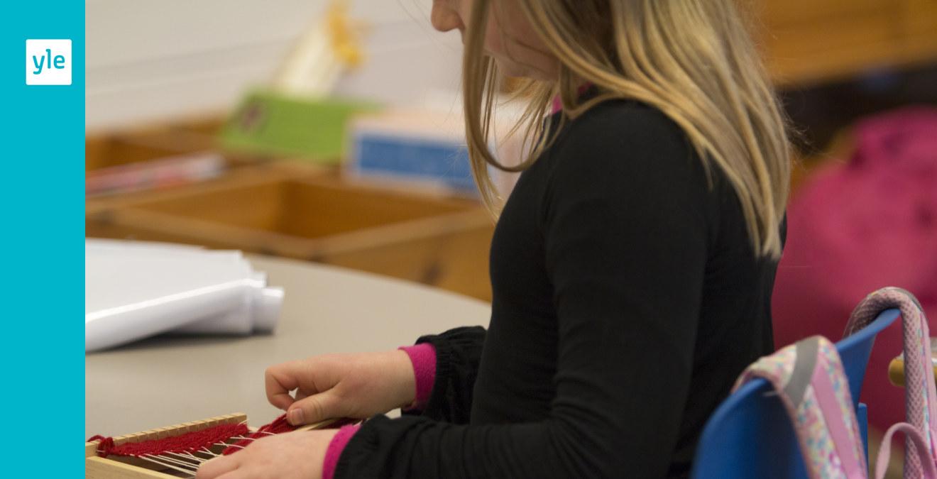 Ändrade direktiv: Rätt till närundervisning för alla barn i åk 1-3 - de östnyländska skolorna förbereder sig för måndagen