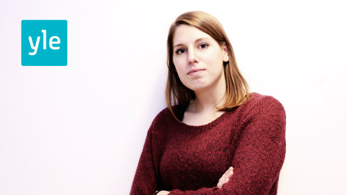 91f42b97de1b Astrid Bäck är redaktör på Yle och arbetar med programmet Myteriet på Radio  X3M.