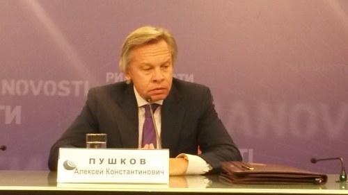 Ukrainas utrikesminister fick ga