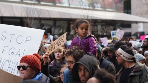 Fredliga protester mot eu