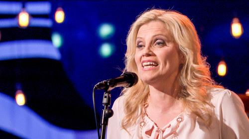 Sonja Biskop  Man måste må bra i själen för att sjunga rent  578823dbc42ca