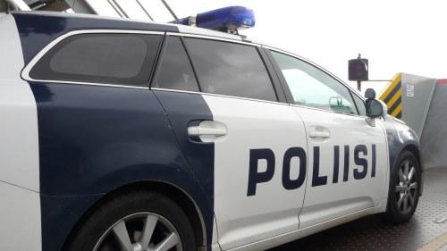 Nya polisbilen fick korforbud