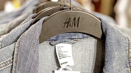 bfda83ae6236 H&M bränner upp tonvis med splitternya kläder varje år | Utrikes ...