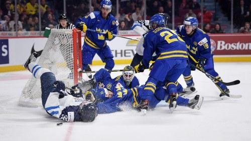 Finlands forlust oppnar for sverige i jvm
