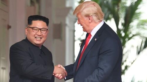 Kelly pa vag mot samtal med nordkorea