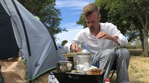 Gotlandsprotest mot inhagnad
