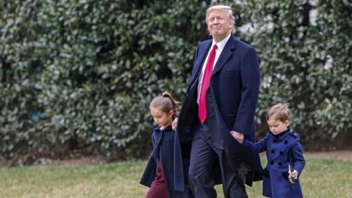 Vita huset vill kriga mot is
