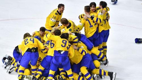 Dramatik nar svenska laget vann nations cup