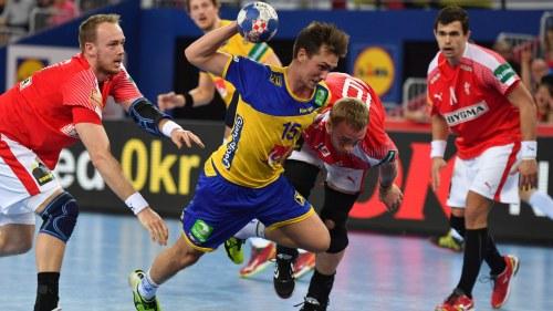 Dansk skada infor lag vm finalen