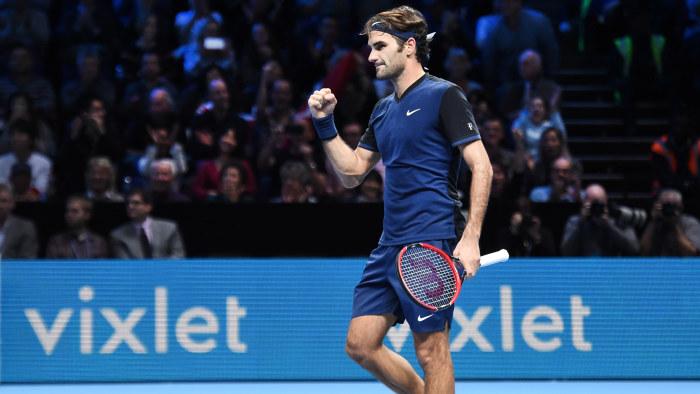 Federer skrev historia svensk forlust i dubbel