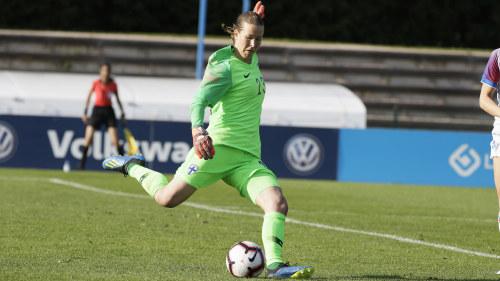 56fb569a Fotbollsdamernas förstamålvakt Tinja-Riikka Korpela klar för Everton ...