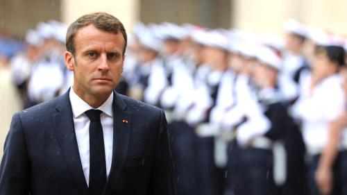 Fransk varning for europeiska krigare