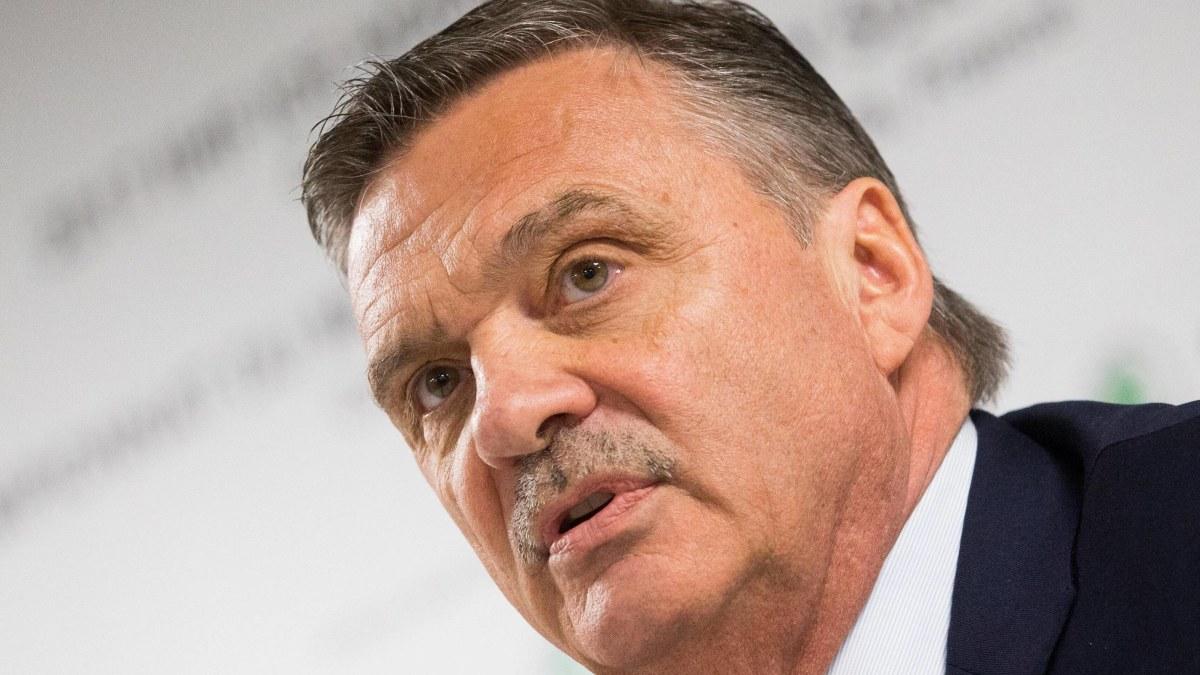 IIHF:s René Fasel: Hockey-VM spelas inte inför tomma läktare
