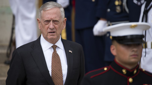 Usa gar mot nordkoreakrig